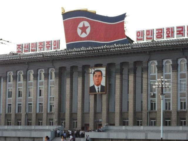 Noord Korea Small