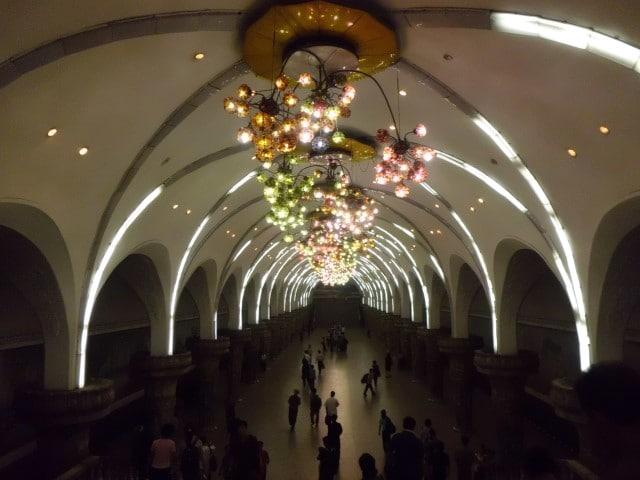 Noord Korea metro Small
