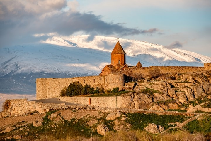 Treinreis Armenië en Georgië
