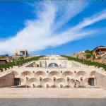 Armenie - Cascade - Mevo Reizen