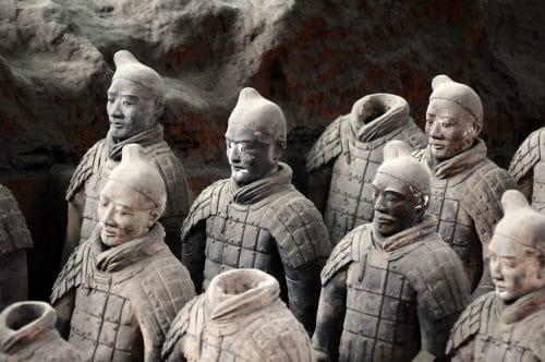 Terracotta warriors - Mevo Reizen - Himalaya Express