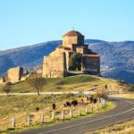 Jvari Monastery - Mtshkheta - Georgie (Small)