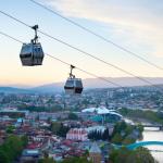 Uitzicht Tbilisi - Georgie - Mevo Reizen (Small)