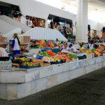 Ashgabat lokale Markt