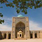 Registan Express - Buchara Oezbekistan 2