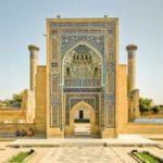 Registan Express - Samarkand Gur Emir Mausoleum Oezbekistan