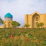 Registan Express - Türkistan Kazachstan