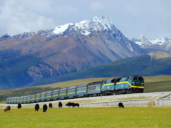 Himalaya Express Trein
