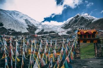 Tibet Hemeltrein