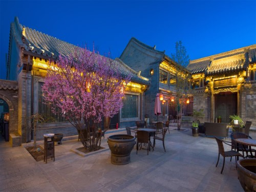 Luxe hotel Datong Yunzhong Traditional Courtyard - upgrade hotel Datong - Transmongolië Expres