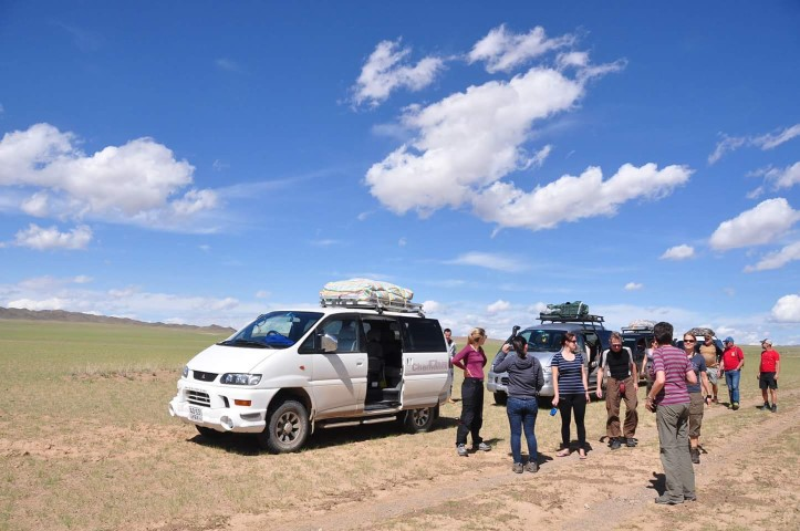 Groepsreizen Mongolië