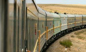 Transmongolie Express naar Beijing - Mevoreizen - backpack