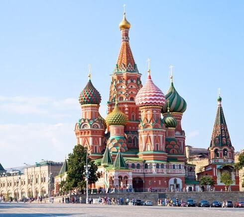 Treinreizen Rusland