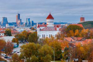 Mevo Reizen - Baltische Staten