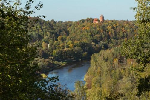 Gauja National Park en Sigulda