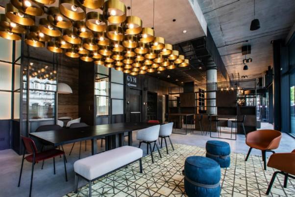 Hotel Moxy Kaunas Center