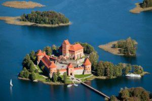 Mevo Reizen - Vilnius - Trakai castle - (Mevo Reizen)