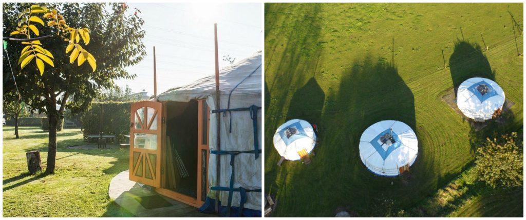 Yurt Rondreis Nederland