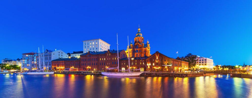 Rondreis Baltische Staten - bouwsteen Helsinki