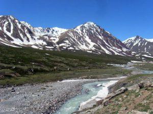 Altai gebergte Mongolië