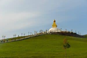 Amarbayasgalant Klooster - Mevo Reizen