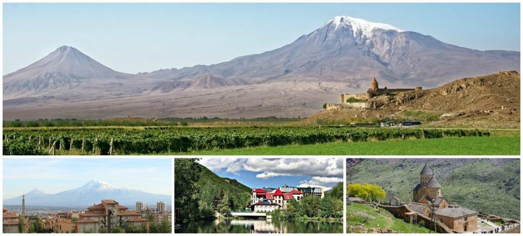 Beste reistijd Armenië