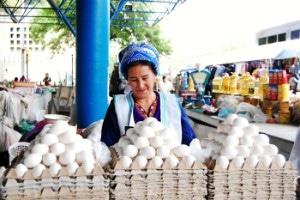 Ashgabat Local Market - Mevo Reizen