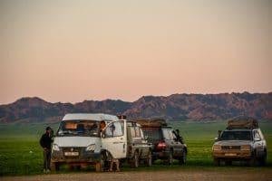 Mongolië Reizen groep