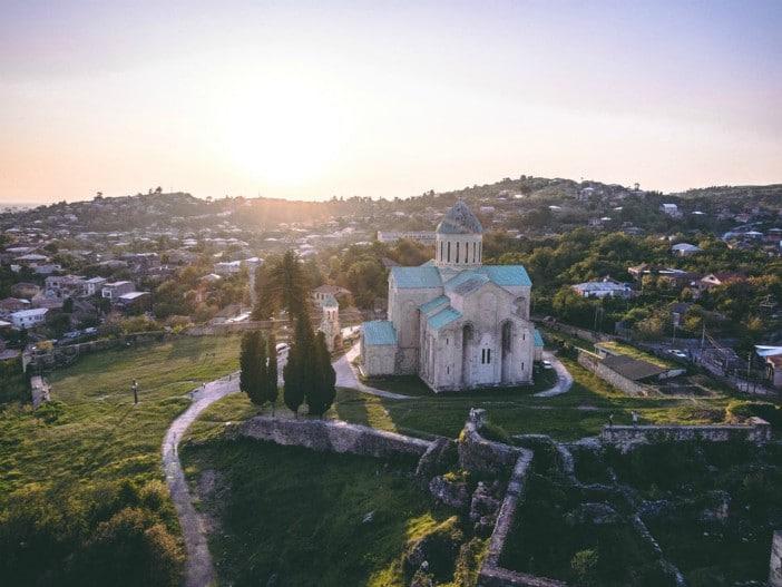 Bagrati Kathedraal Georgië