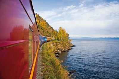 Tsarengoud Express Baikalmeer