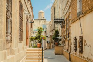 Bakoe Azerbeidzjan - Mevo Reizen