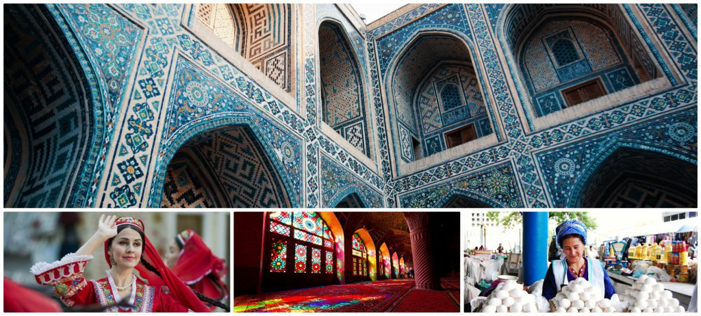 Beste reistijd Zijderoute