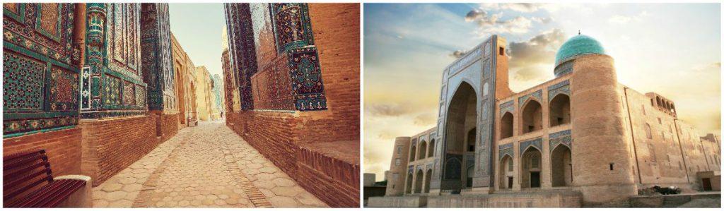 Bukhara en Samarkand Zijderoute