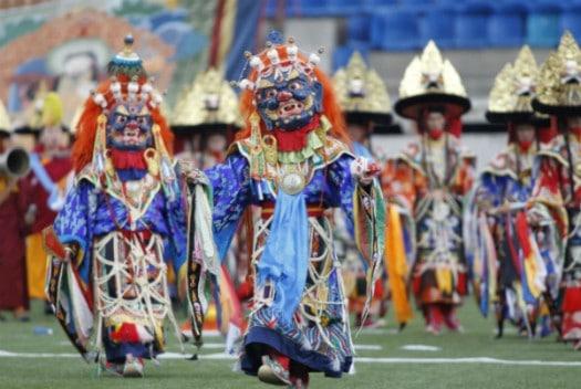 Naadam Festival Mongolië