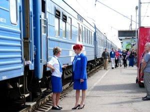 Transsiberië Express Rossija