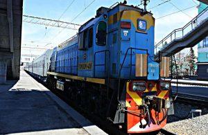 Transsiberië Express