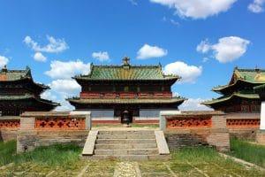 Erdene Zuu Klooster - Mevo Reizen