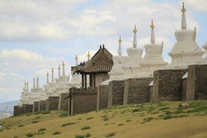 Erdene Zuu klooster Mongolië