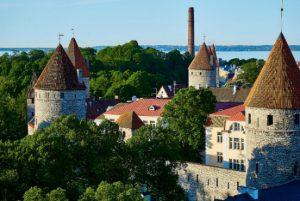 Estland - Mevo Reizen