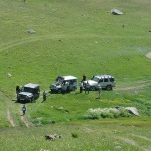 Fly drive Azerbeidzjan