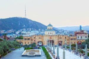 Georgië Tbilisi - Mevo Reizen