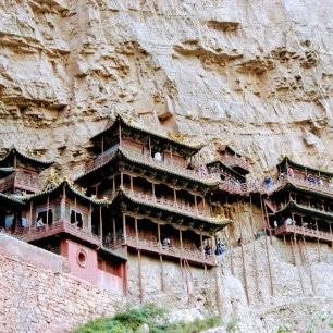 Hangende Tempels - Bouwsteen Datong - Mevo Reizen