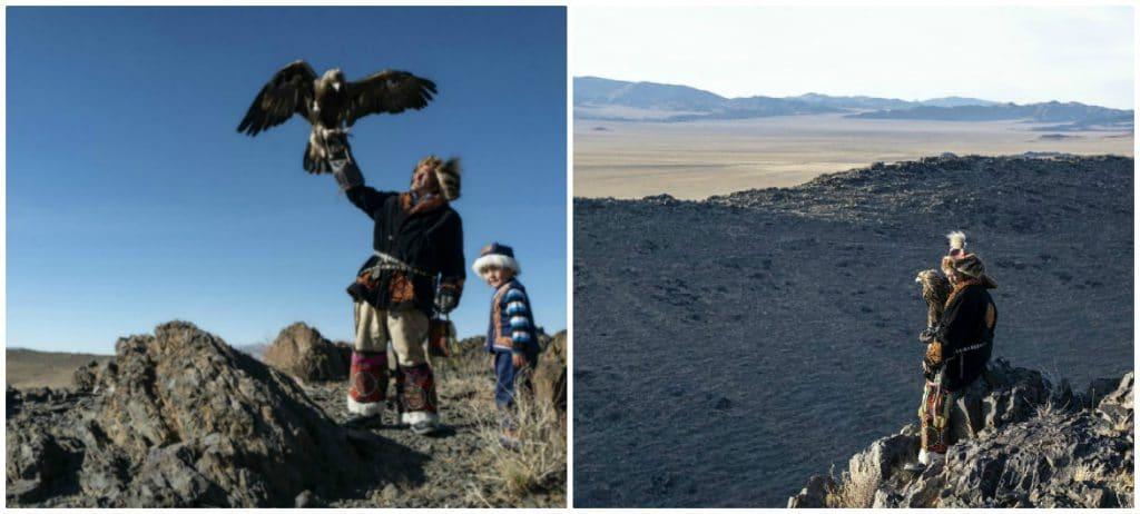 Golden Eagle Festival Mongolië