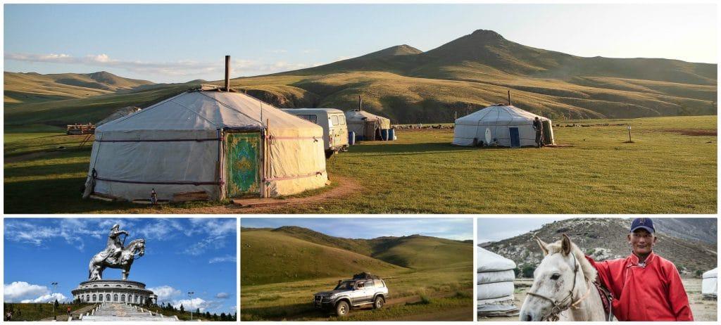 Mongolië Reizen