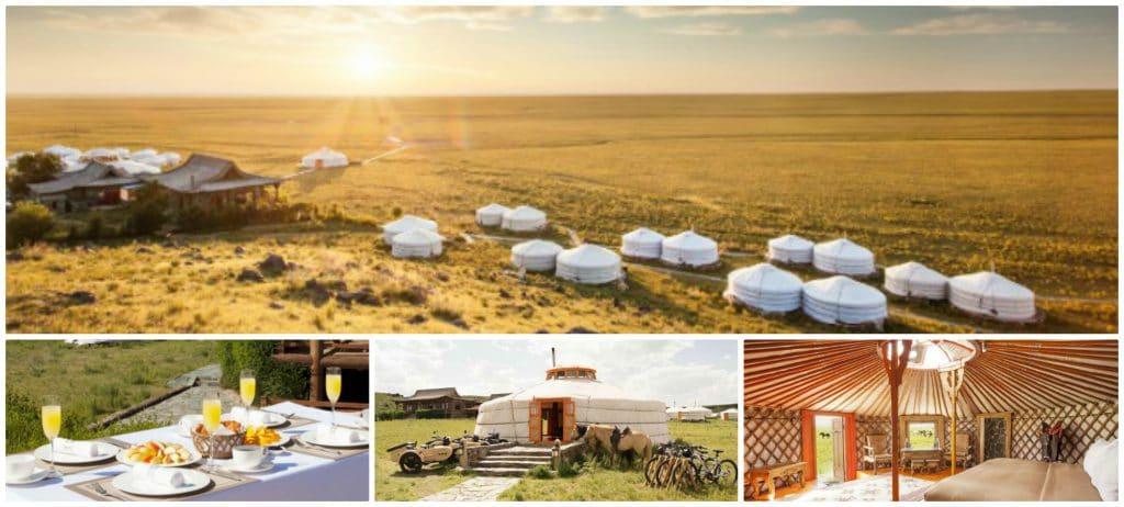 Luxe Mongolië