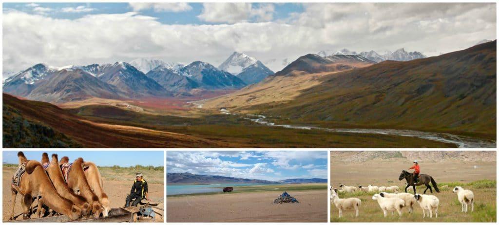 Vakantie Mongolië