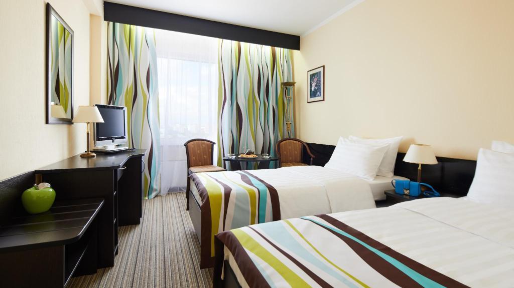 Izmailoval hotel Transsiberie Express