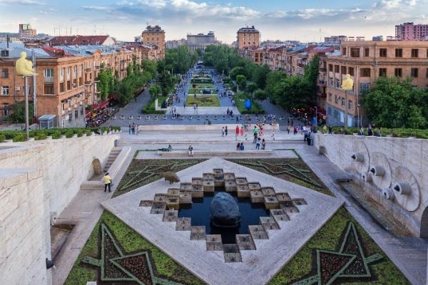 Armenië Jerevan