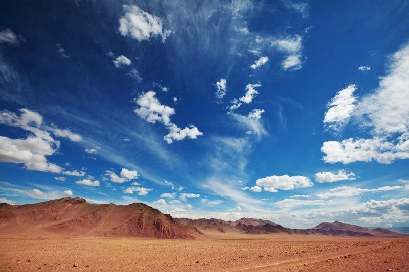 Karakorum Woestijn Mongolië