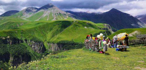 Kaukasusgebergte